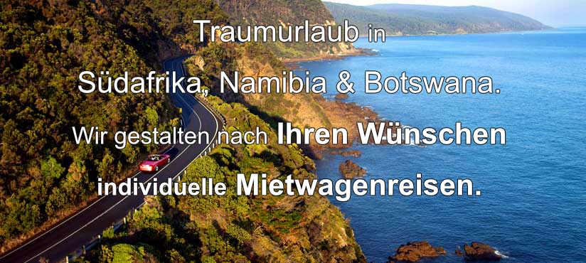 Afrika Erfahren, Südafrika, Selbstfahrerreisen, Garden Route