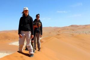Afrika Erfahren, Namibia, Familie, Big Daddy