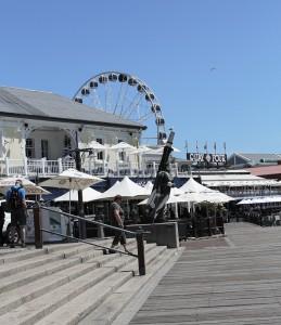 Kapstadt Reisetagebuch, Waterfront