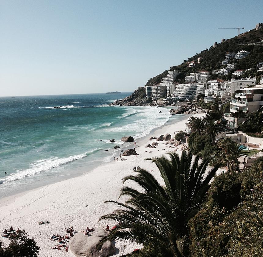 Südafrika, Garden Route, Kapstadt, Camps Bay, Clifton