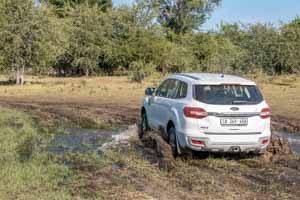 Afrika Erfahren, Botswana Rundreise Mietwagen ums Okavango Delta, Anfahrt zu Guma Lagoon