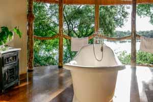 Afrika Erfahren, Namibia Rundreise Selbstfahrer Caprivi, Divava Lodge Spa