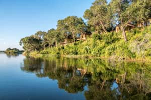 Afrika Erfahren, Namibia Rundreise Selbstfahrer Caprivi, Divava Lodge