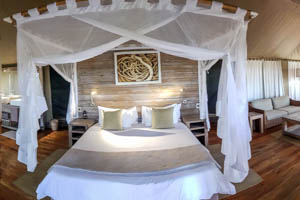 Afrika Erfahren, Namibia Rundreise Selbstfahrer Caprivi, Nambwa Lodge Chalet