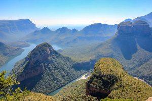 Afrika Erfahren, Südafrika, Selbstfahrer, Panorama Route, Three Rondavels