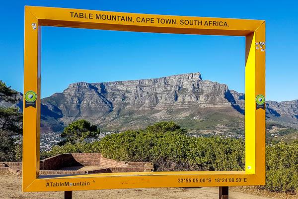 Afrika Erfahren, Südafrika, Garden Route Selbstfahrer, Kapstadt, Tafelberg