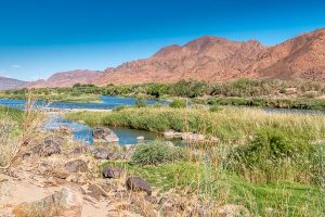 Afrika Erfahren, Namibia, Mietwagen, Orange River