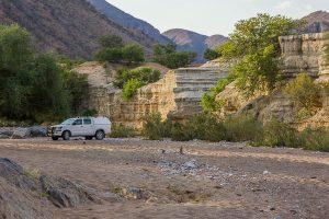 Afrika Erfahren, Namibia, Selbstfahrer, Khowarib mit Mietwagen