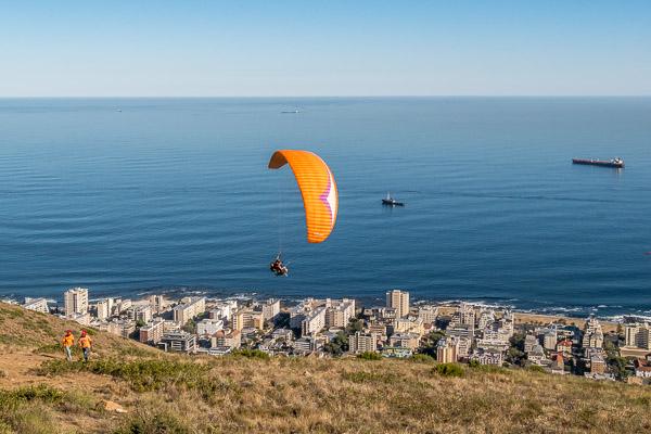 Afrika Erfahren, Südafrika, Garden Route Selbstfahrer, Mietwagenreise, Paragliding