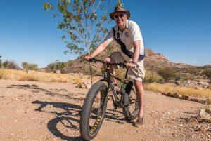 Afrika Erfahren, Südafrika, Mietwagen, Mountainbike fahren