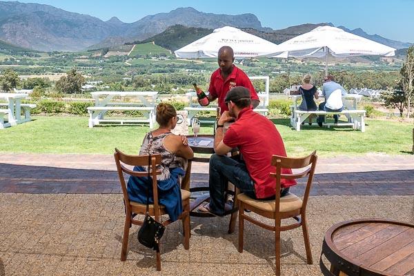 Südafrika, Garden Route, Selbstfahrer Rundreise, Weinproben
