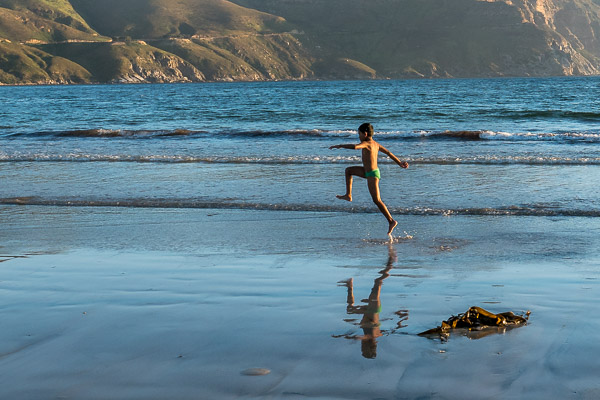 Afrika Erfahren, Südafrika, Garden Route Selbstfahrer, Strand, Hout Bay