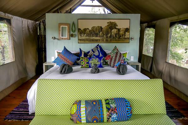 Afrika Erfahren, Botswana, Selbstfahrerreise, Hyena Pans Lodge
