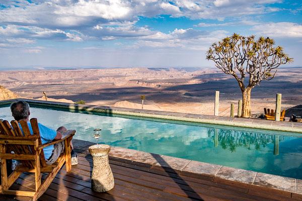 Afrika Erfahren, Namibia, Selbstfahrer Rundreise, Fish River Lodge