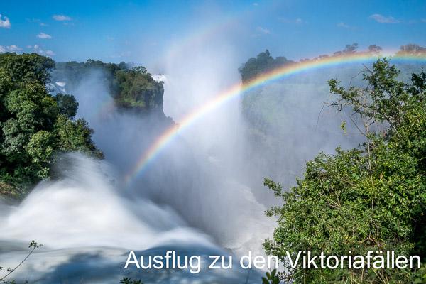 Afrika Erfahren, Simbabwe, Selbstfahrerreise, Victoria Falls