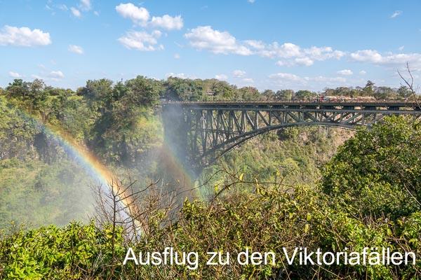 Afrika Erfahren, Simbabwe, Mietwagen, Victoria Falls