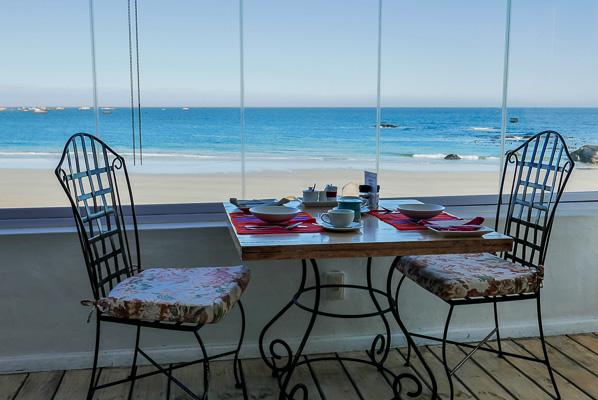 Afrika Erfahren, Südafrika, Mietwagen, Paternoster Dunes Guesthouse