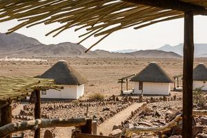 Afrika Erfahren, Windhoek nach Kapstadt, Desert Homestead
