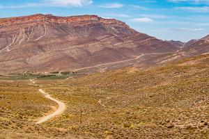 Afrika Erfahren, Windhoek nach Kapstadt, Cederberge, Mount Ceder Lodge, Landschaft