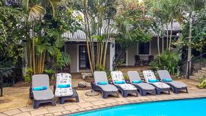 Afrika Erfahren, Lidiko Lodge, St. Lucia