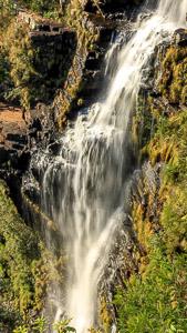 Afrika Erfahren, Blyde River Canyon, Wasserfall