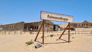 Namibia, Corona-Zeiten, Wüste, Selbstfahrer, Kolmannskuppe, Afrika Erfahren
