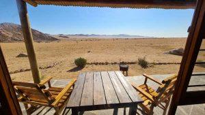 Namibia Mietwagen Rundreise Selbstfahrer, Corona, Klein-Aus Vista, Desert Horse Inn
