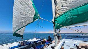 Namibia Selbstfahrer Rundreise Corona, Catamaran Tour, Swakopmund, Walvis Bay