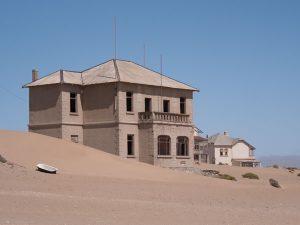 Namibia Rundreise Mietwagen Corona, Kolmannskuppe, Afrika Erfahren