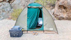 Namibia Rundreise Corona, Sesfontein, Hoanib, Sleepout, Zelt