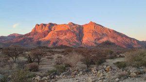 Namibia Rundreise Corona, Hohenstein