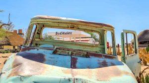 Namibia Mietwagen Rundreise Selbstfahrer, Corona, Solitaire, Autowrack, Afrika Erfahren