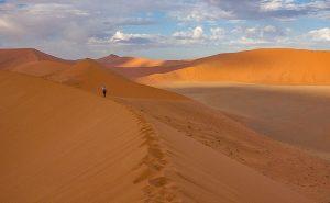 Namibia Mietwagen Rundreise Corona, Sossusvlei, Dune 45