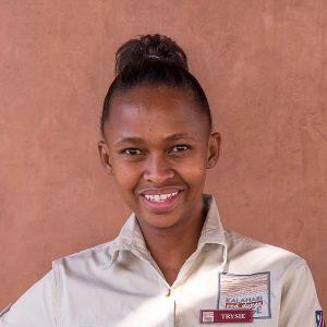 Namibia Rundreise Mietwagen Corona, Red Dunes Lodge, Staff Portrait