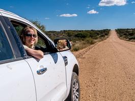 Botswana Selbstfahrerreise, Rund um das Okavango Delta, Allrad