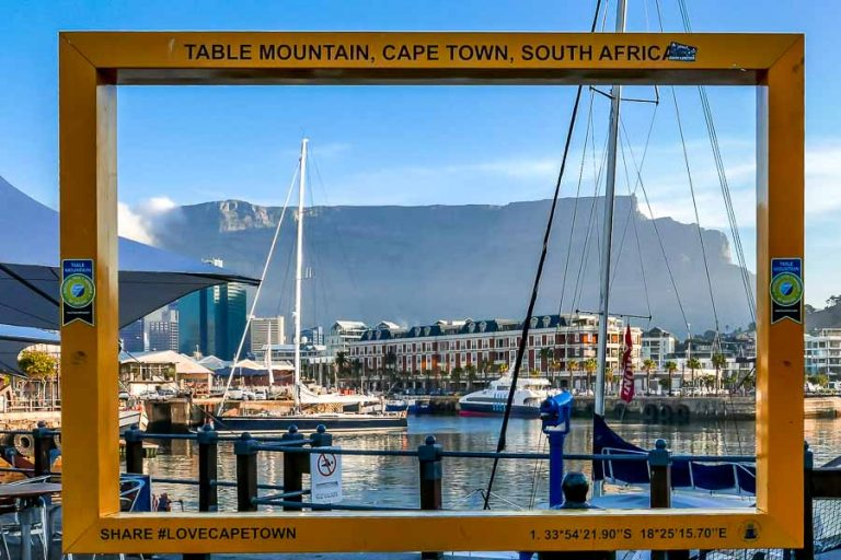 Kapstadt, eine der schönsten Städte der Welt, Südafrika Reise für Selbstfahrer, Afrika Erfahren