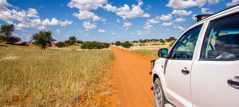 Afrika Erfahren, Namibia, Rundreise Mietwagen, Kalahari